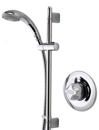 Combi mixer showers