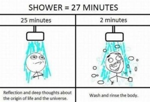 shower comic
