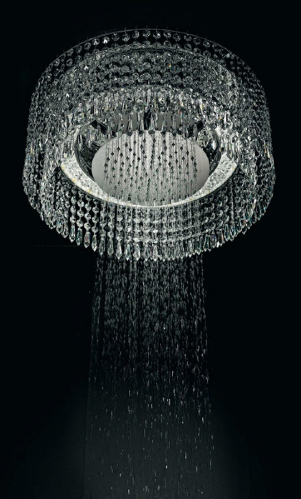 Chandelier Shower