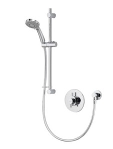 GT650 Concealed Mixer Shower: £199.99