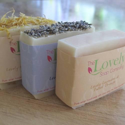 lavender-gift-selection-handmade-soaps